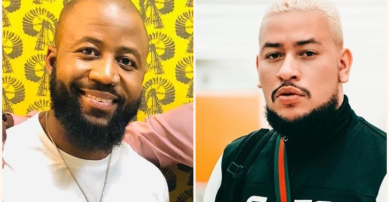 Cassper & AKA Share Their Goals For 2019