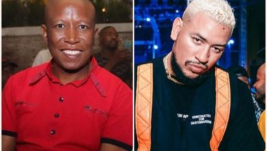 Julius Malema Bothered By AKA's Song Dominating Radio