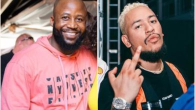 AKA Trolls Cassper During His Twitter Meltdown