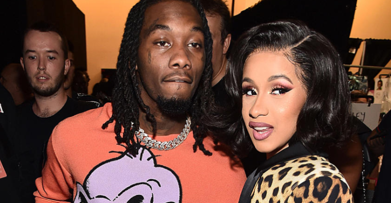 Offset's Reaction To Cardi B Announcing Their Split Leaves Twitter Shook