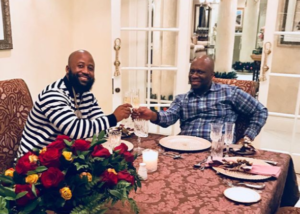 Fans React To Cassper Visiting Billionaire Keith Bothongo's House