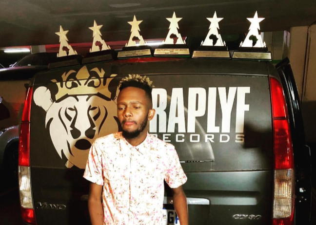What Your Favorite Rappers Wore To The SA Hip Hop Awards