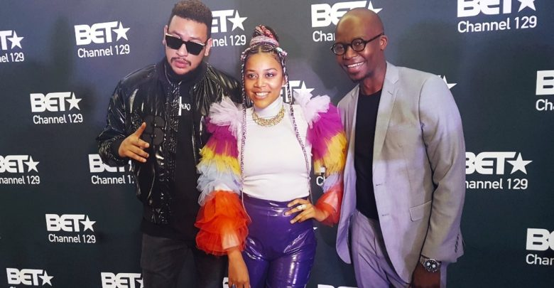 Here's What AKA & Sho Madjozi Had To Say About Their Best International Act BET Nominations 2019 1