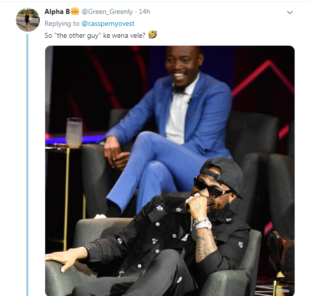 Black Twitter React To Cassper Nyovest Claiming Jacob Zuma Wrote Him A Letter 6