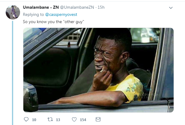 Black Twitter React To Cassper Nyovest Claiming Jacob Zuma Wrote Him A Letter 3