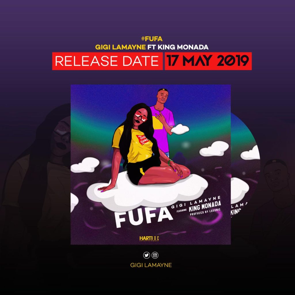 King Monada & Gigi Lamayne Share Release Date Of Their Banger #Fufa 2