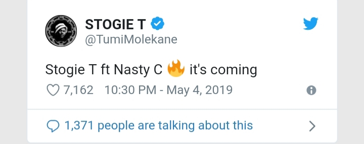 Stogie T Confirms Collaboration With Nasty C After Announcing Putting An End To Collabos 3